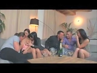 Drunk Groupsex  Orgy Swingers