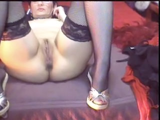 Mature Pussy Stockings Webcam