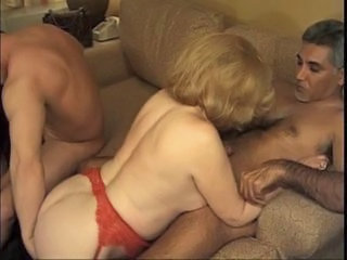 Amateur Cuckold Mature Older Threesome Wife