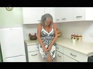 Big Tits Kitchen  Stripper
