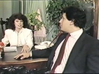 Brazilian Latina  Office Secretary Vintage