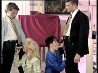 Blowjob Clothed Groupsex  Swingers Vintage