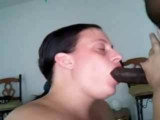 Amateur  Blowjob Deepthroat Homemade Interracial Wife