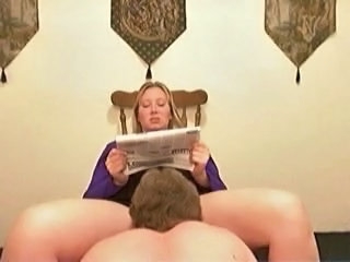 Licking  Wife