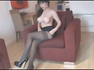 Amateur Big Tits Legs Mature Silicone Tits Stockings