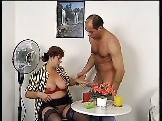 Handjob Mature Older Wife