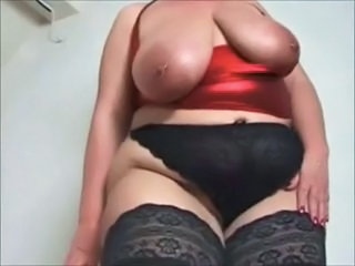 Amateur  Big Tits  Natural Piercing Panty