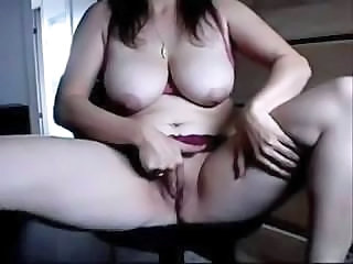 Hot mature amateur's homemade hardcore video