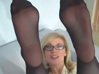 Glasses  Pantyhose