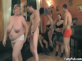 Big Tits Groupsex Mature Mom Old and Young Orgy