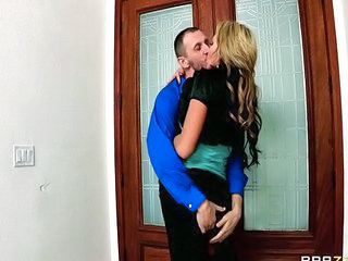 Kissing  Pornstar Wife
