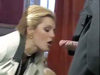 Blowjob Clothed  Vintage