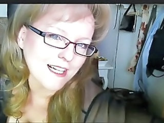 Glasses Mom Webcam