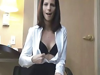 Secretary Stripper