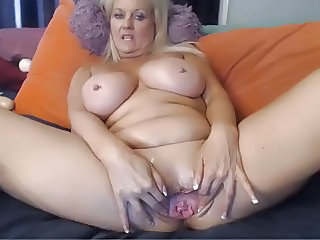 Mamelles Grosses Grassoneta Madura Natural Piercing Cony Webcam
