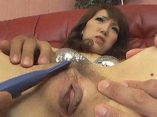 Asian Clit   Pussy Toy