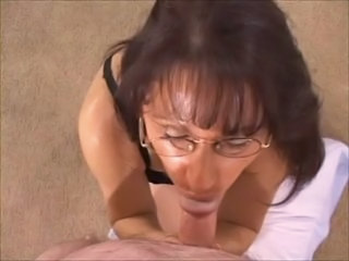 Blowjob Glasses  Pov