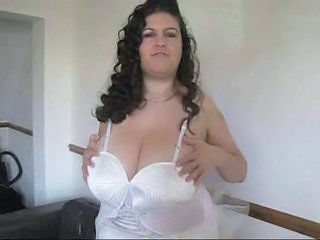 Big Tits British Chubby European Mature