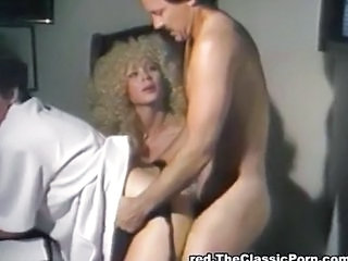 Doctor  Threesome Vintage