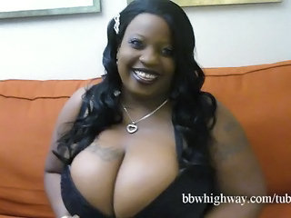 Big Tits Ebony  Natural Tattoo