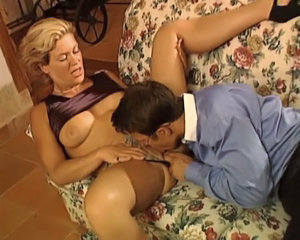 European German Licking  Mom Old and Young