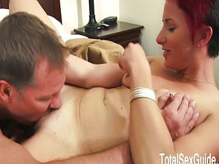 Amateur Homemade Licking  Nipples Redhead