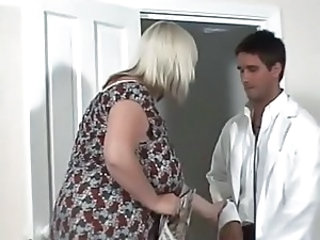 Big Tits Doctor  Mom Old and Young