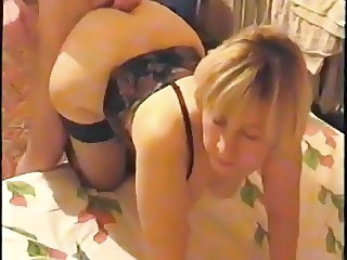 Amateur Anal Mature Stockings