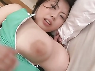 Asian Big Tits  Mom Natural