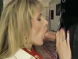 Blowjob Clothed European French