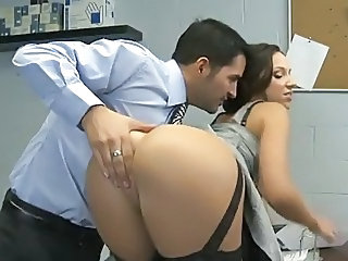 Amazing Ass  Office Pornstar Secretary