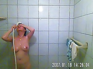 Asian Bathroom Chinese HiddenCam Voyeur Wife