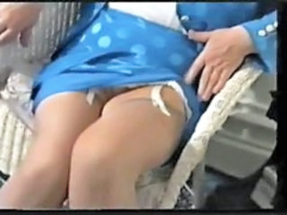 Mature Stockings Upskirt Vintage
