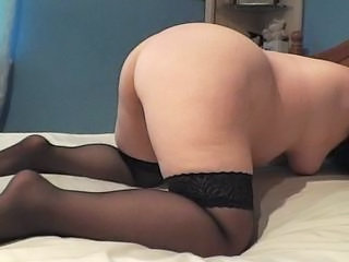 Amateur Ass Chubby Mature Stockings