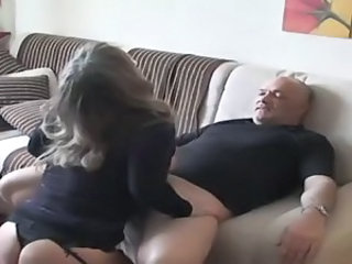 Amateur European German  Older Wife