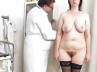Doctor Hairy Mature Older