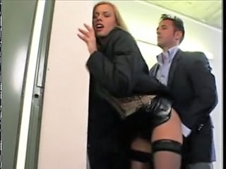 Clothed Doggystyle  Wife