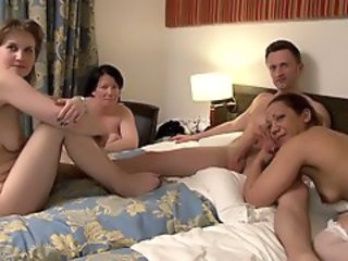 Amateur European French Groupsex