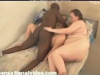 Amateur  Interracial  Threesome