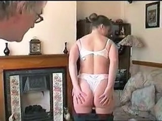 Amateur Ass British European Lingerie Older Wife