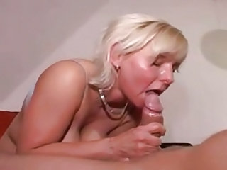 Blowjob European German
