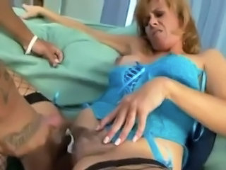 Cumshot Hairy Interracial Lingerie Mature