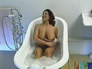 Bathroom Big Tits Mature Mom Natural