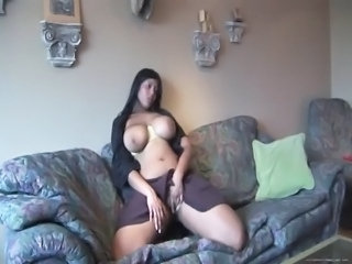 Amateur Big Tits Chubby Indian Masturbating  Natural