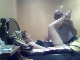 Amateur Arab Homemade Legs Wife