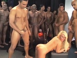 Ass Gangbang Interracial