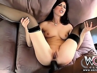 Amazing Anal  Hardcore Interracial  Pornstar Shaved Stockings