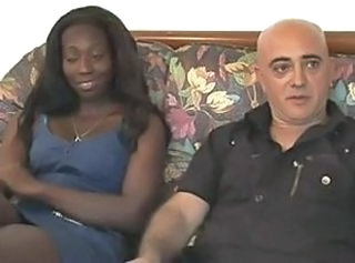 Cuckold Ebony Interracial  Wife