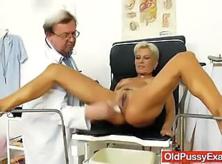Doctor Mature Older