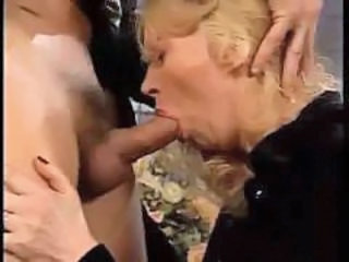 Blowjob Mature Vintage